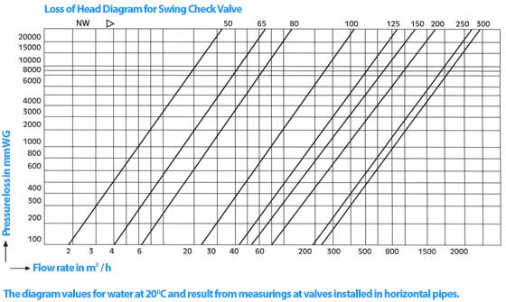 Roof Drain Swing Check Valve--7