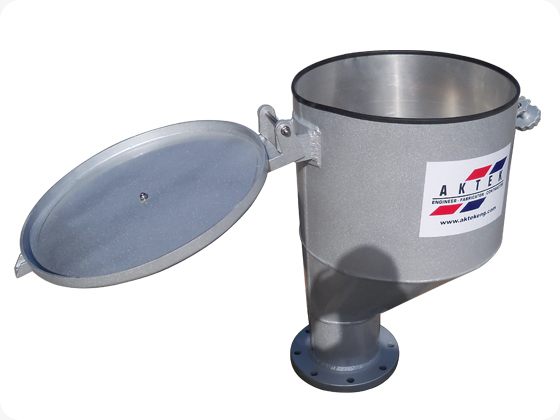 Gauge Pole Float Basin