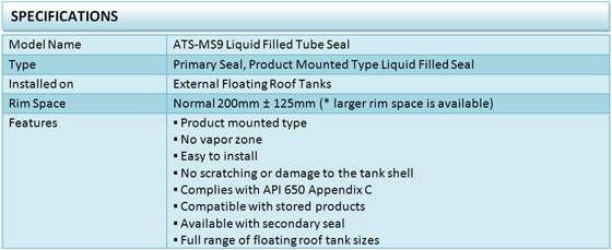Tube Seal