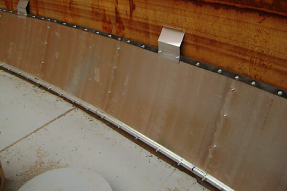 Floating Roof Seal Ateco Tank