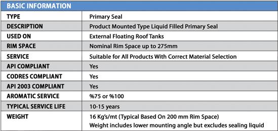 Tube Seal Floating Seal